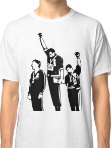 1968 Olympics Black Power Salute Classic T-Shirt
