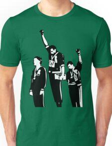 1968 Olympics Black Power Salute Unisex T-Shirt