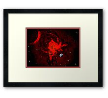 The Other Side  Framed Print