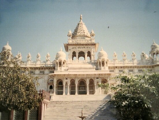 Jaswant Thada Cenotaph Complex by Patricia127