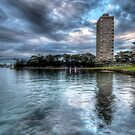 Blues Point Tower (2) by Jason Ruth