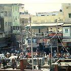 Chandni Chowk, Delhi, India by Patricia127