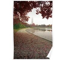 The Washington Monument - The District of Columbia, Washington D.C. Poster