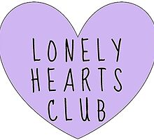Lonely Hearts Club by honeymooniall