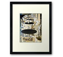 Before The Party Starts Framed Print