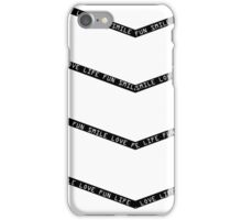 love smile fun life iPhone Case/Skin