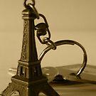 Little Eiffel by Krystal Iaeger