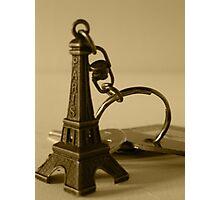 Little Eiffel Photographic Print
