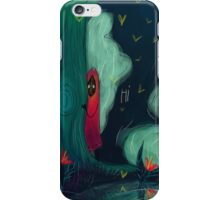 Forest Spirit iPhone Case/Skin