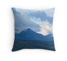 An Teallach (The forge) Throw Pillow