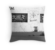 Faces.com Throw Pillow