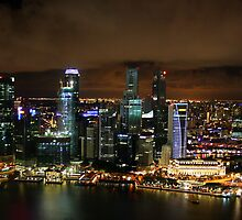 Singapore in Colors by Vivek Bakshi