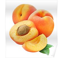Apricot #4 Poster