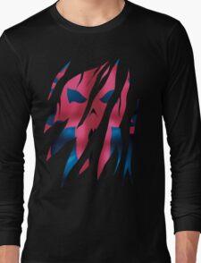 Spider-Man 2099 Ripped Shirt Long Sleeve T-Shirt