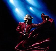 Flamenco Performance by Richard Young
