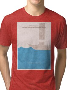 The Shawshank Redemption Tri-blend T-Shirt