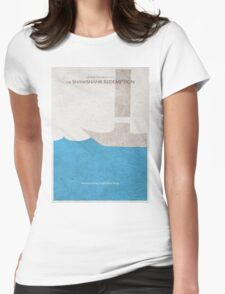 The Shawshank Redemption Womens Fitted T-Shirt