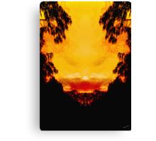 Don't Let The Sun Go Down Canvas Print