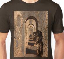 Temple of Jupiter Anxur, Terracina  Unisex T-Shirt