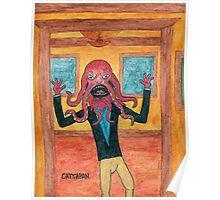 Grimm ( evil ) Octopus Wesen Poster