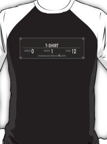 Skyrim inventory T-Shirt