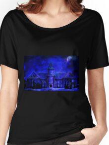 Winter Castle Women's Relaxed Fit T-Shirt