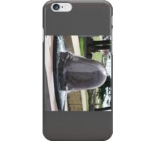 Manly Fountain iPhone Case/Skin