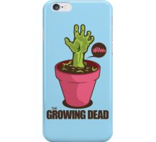 The Growing Dead iPhone Case/Skin