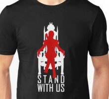 Stand with us Unisex T-Shirt