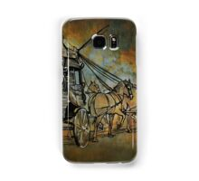 Back to the Past.......... Samsung Galaxy Case/Skin