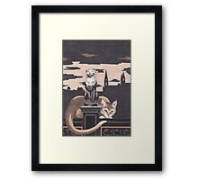 Union Bridge, Aberdeen Framed Print
