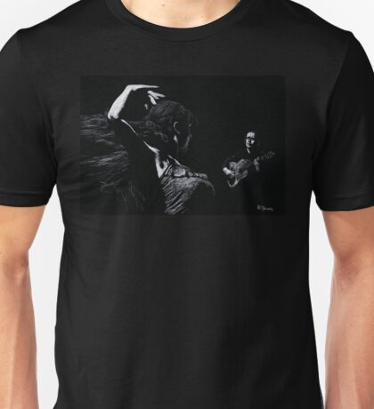Flamenco Recital Unisex T-Shirt