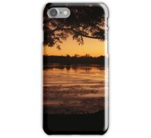Lily Creek Lagoon at Kununurra  iPhone Case/Skin