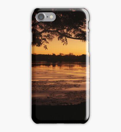Lily Creek Lagoon at Kununurra  iPhone Case/Skin