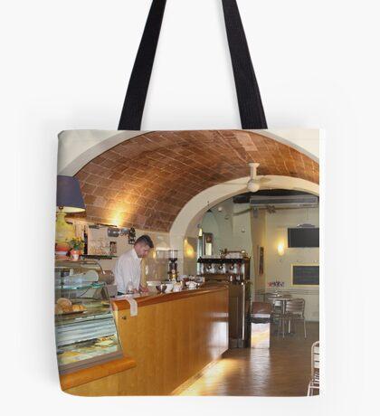 Siena Cafe Tote Bag