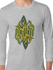 Angel3K Print Long Sleeve T-Shirt