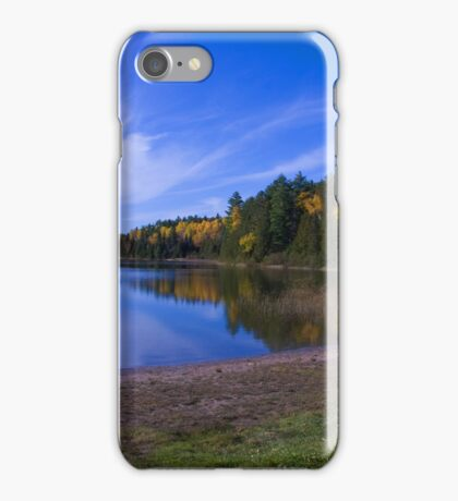Tooeys Lake..My place of reflection.. iPhone Case/Skin