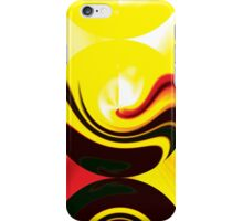 That cool, funky seventies thing! iPhone Case/Skin