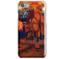 RED XIII - Cosmo Memory iPhone Case/Skin
