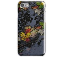River Leaves iPhone Case/Skin