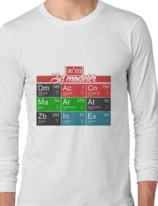 ae'm 3D modeler Long Sleeve T-Shirt