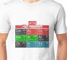 ae'm 3D modeler Unisex T-Shirt