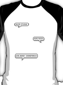 Punk Rock Disney T-Shirt