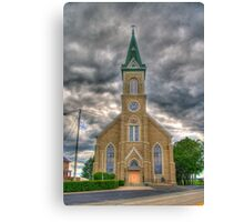 Bristol Catholic Church Canvas Print