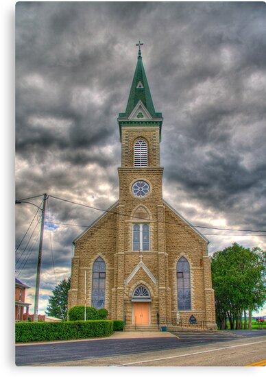 Bristol Catholic Church by ECH52