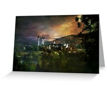 Balmoral Castle Greeting Card