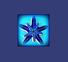 Starfish in blue Unisex T-Shirt