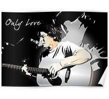 Ben Howard - Only Love Poster
