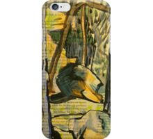 Tree Tunnel - McKell Park iPhone Case/Skin