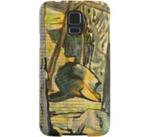Tree Tunnel - McKell Park Samsung Galaxy Case/Skin